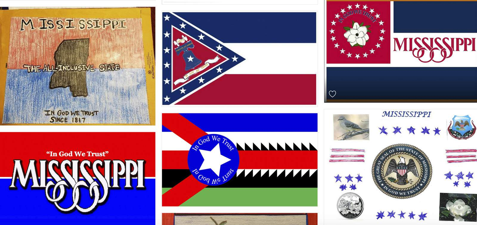 Creator of mosquito-themed state flag says design was a joke