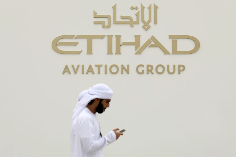 China suspends Etihad Airways Shanghai route from August 24