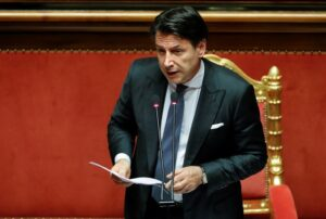 Italy's PM says many details still missing in accord with Atlantia-paper