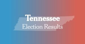 Tennessee U.S. Senate Primary Election Results