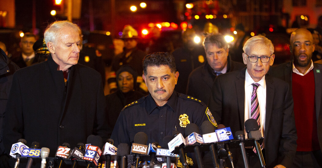 Milwaukee Police Chief Demoted After Questions Over Protest Response