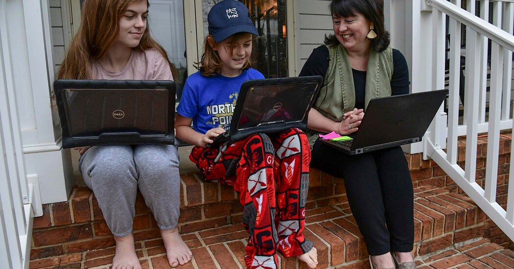 No Pajama Pants Allowed While Learning From Home, Illinois District Says