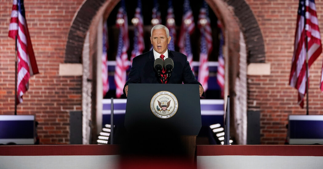 Highlights From the Republican National Convention: Night 3