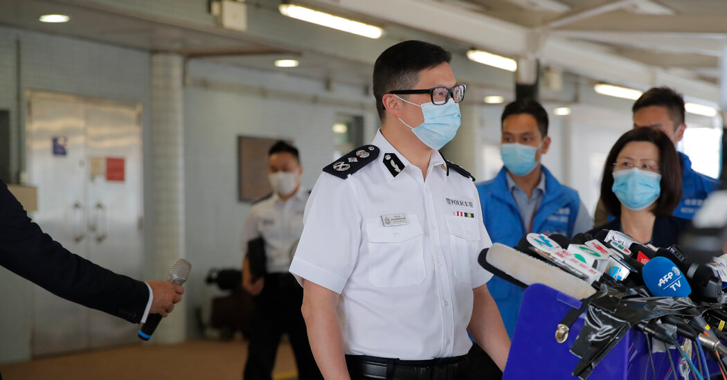 China Captures Hong Kong Activists Fleeing to Taiwan by Sea