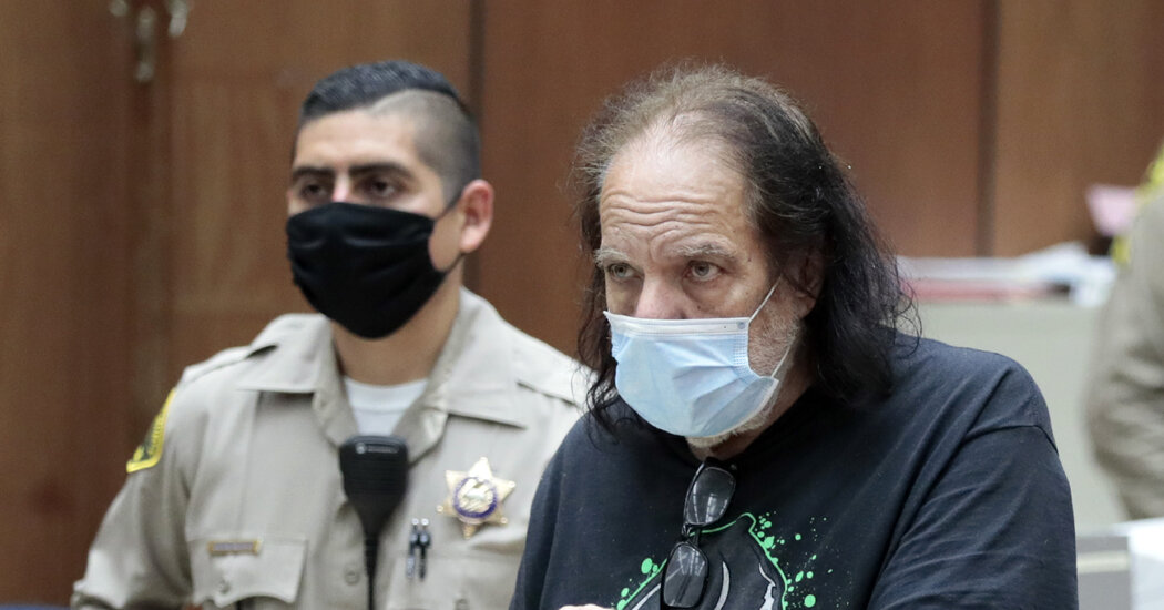 Ron Jeremy Is Charged With Sexually Assaulting 13 More Women