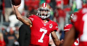 Navy Investigates Video of Dogs Attacking Man in Kaepernick Jersey