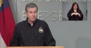 N.C. Governor Tells Residents to 'Take This Storm Seriously'