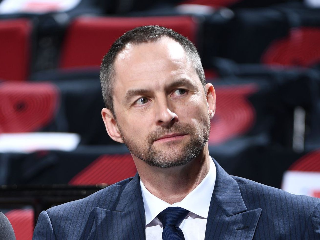 Bulls executive Arturas Karnisovas is set to have draft lottery clarity