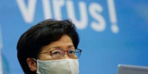Carrie Lam: Hong Kong to offer free, one-time coronavirus testing to all residents