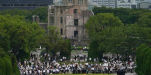 Hiroshima survivors mark 75th anniversary of attack, urge ban on nuclear weapons
