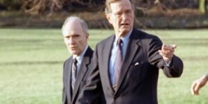 Ford, Bush presidential adviser Brent Scowcroft dead at 95
