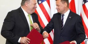 Pompeo signs defense deal to support more US troops in Poland