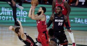 NBA roundup: Fred VanVleet leads Raptors over Heat; Nuggets outlast Thunder in OT