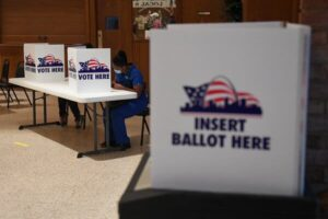 Primary Election Voters Start a Virus-Era Wait for Results