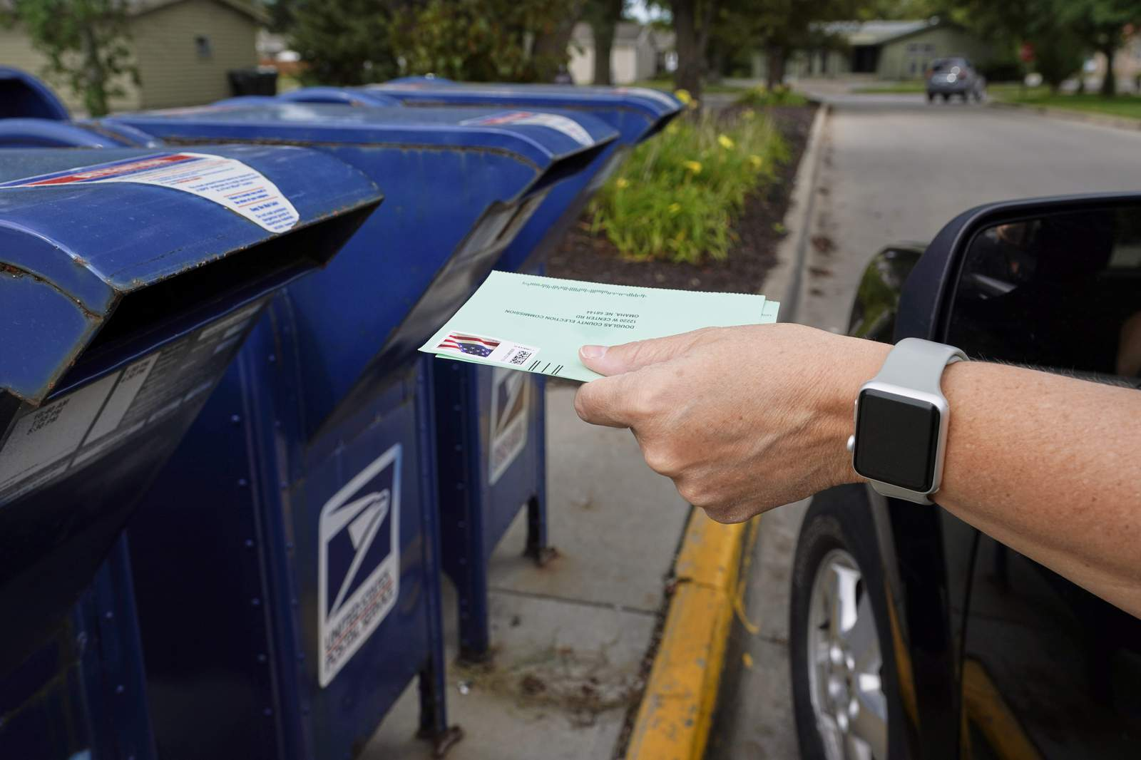 Second Dem lawsuit claims USPS changes will harm mail voting
