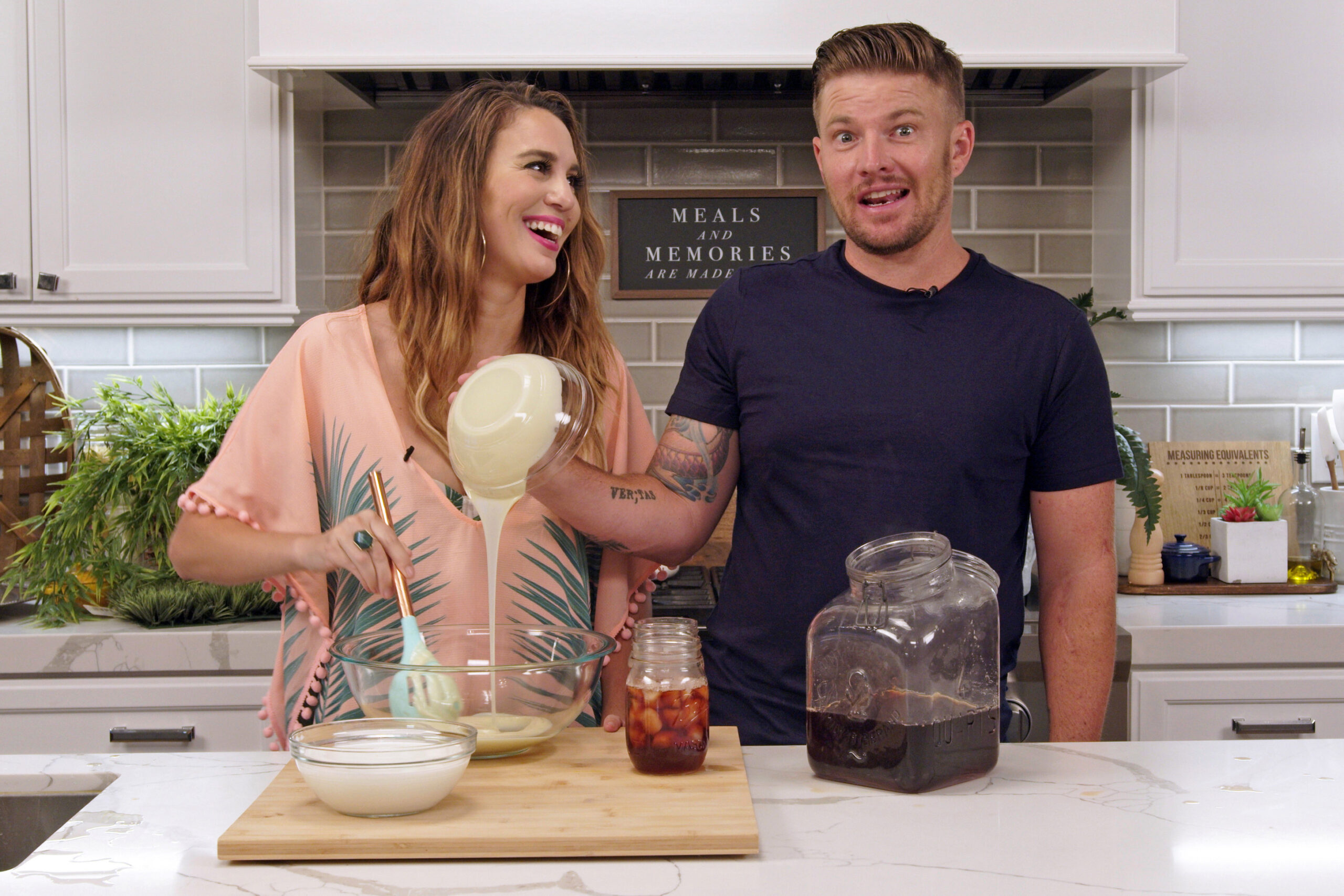 Christy Carlson Romano cooks up 'escape' in 'Bucket List Bistro'