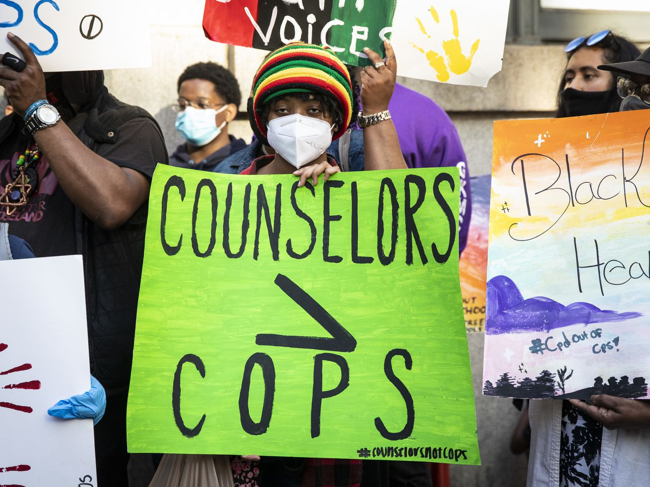 At CPS high schools, a stark racial divide on when cops are called on students and arrests