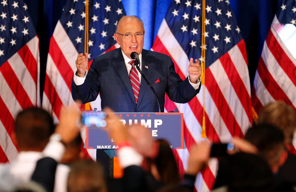 RNC speakers: What to know about Rudy Giuliani