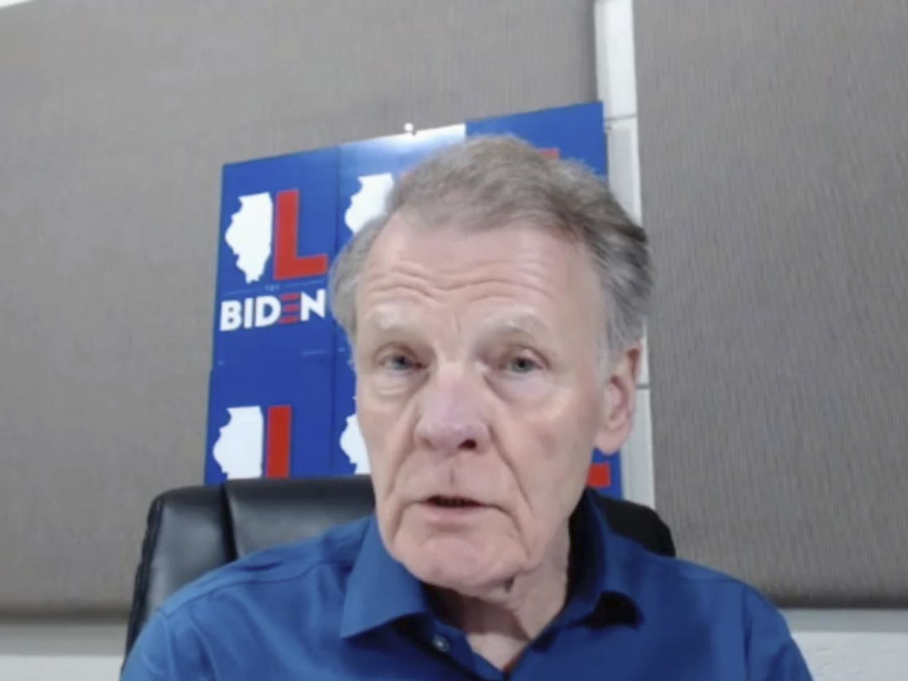 Madigan proving the very real elephant in the virtual room for Illinois Democrats during convention