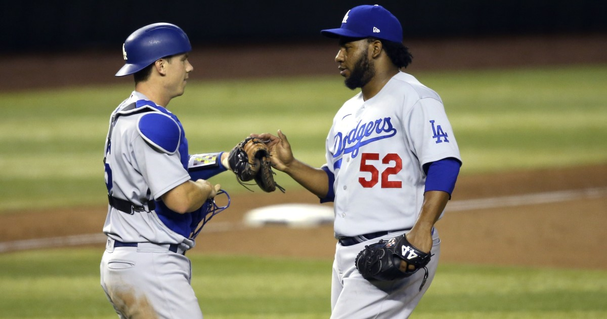 Tested in more ways than one, Dodgers reliever Pedro Báez feels ready to flourish