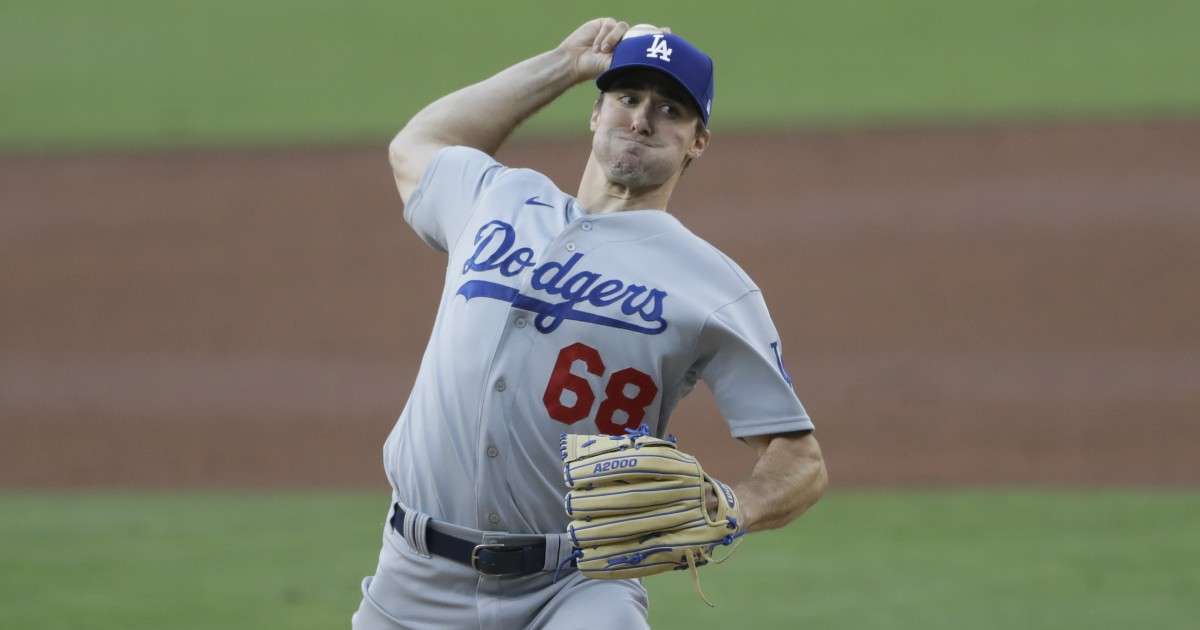 Dodgers lineup vs. San Diego Padres: Corey Seager to miss fourth game in a row