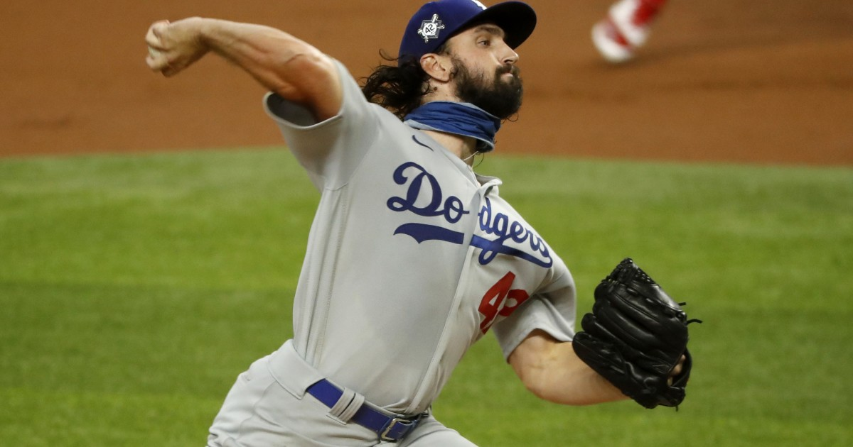 Tony Gonsolin's split decision a reason Dodgers may stay quiet at trade deadline