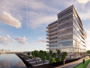Developer pushes ahead with first new building at Lincoln Yards