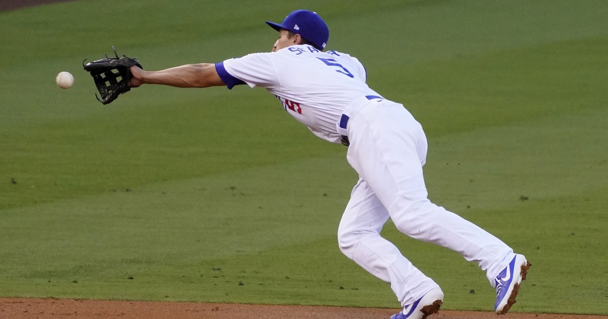 Dodgers lineup vs. San Francisco Giants: Corey Seager is out with back discomfort