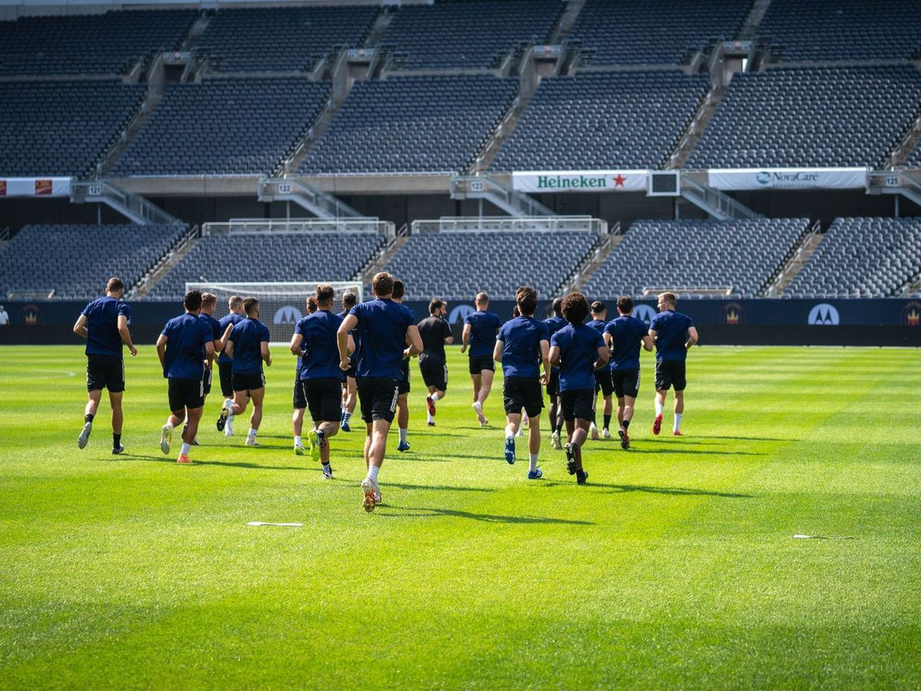 Five months late and not how they envisioned, Fire set for home opener