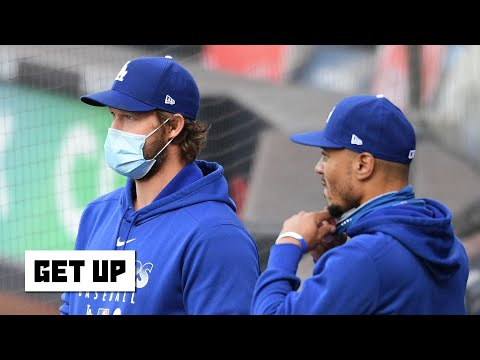 How a Mookie Betts-Clayton Kershaw conversation led to the Dodgers-Giants game postponement | Get Up