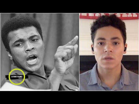 Muhammad Ali's grandson on how his grandfather would view today's protests | Outside the Lines