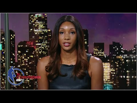 Maria Taylor shares personal story of 'comply or die' | NBA Countdown
