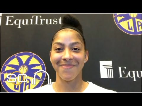 Candace Parker on the WNBA's social justice efforts | SC with SVP