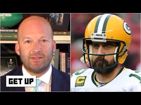 Reacting to Aaron Rodgers' comments about his future with the Packers   Get Up