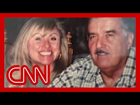 Widow to Trump: Shame on you for my husband's Covid-19 death