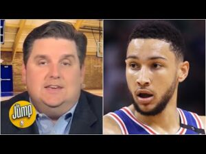 It's been a cursed season for the 76ers – Brian Windhorst reacts to Ben Simmons' injury | The Jump