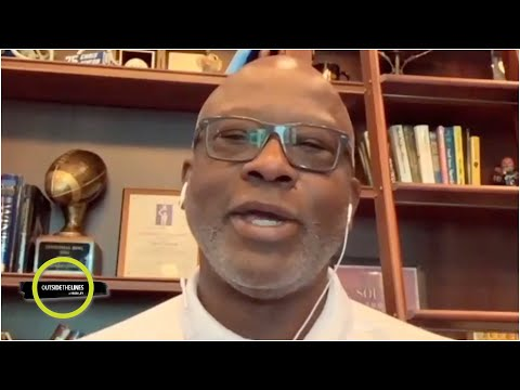 Chris Hinton talks goals behind college football parents 24/7 advocacy group | Outside the Lines
