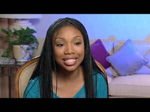"""Moesha"" Star Brandy Norwood's First E! Interview: E! News Rewind"