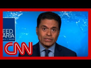 Fareed: Trump's internet initiatives starting to look like China's