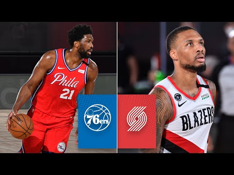 Philadelphia 76ers vs. Portland Trail Blazers [FULL HIGHLIGHTS] | 2019-20 NBA Highlights