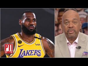 Are the Lakers in trouble heading into the NBA playoffs? | Pardon The Interruption