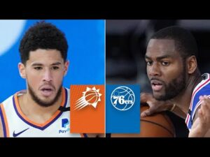 Phoenix Suns vs. Philadelphia 76ers [FULL HIGHLIGHTS] | 2019-20 NBA Highlights