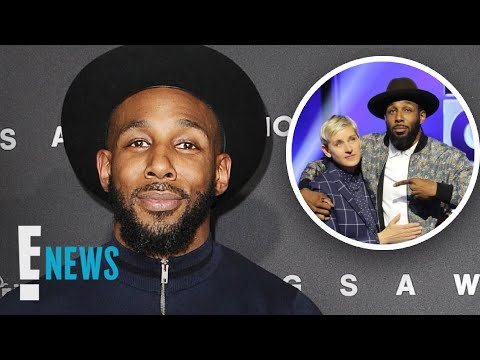 """""""tWitch"""" Speaks Out On His """"Ellen"""" Experience 