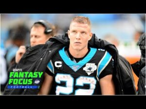 Is there any reason NOT to draft Christian McCaffrey No. 1 overall? | Fantasy Focus Live!