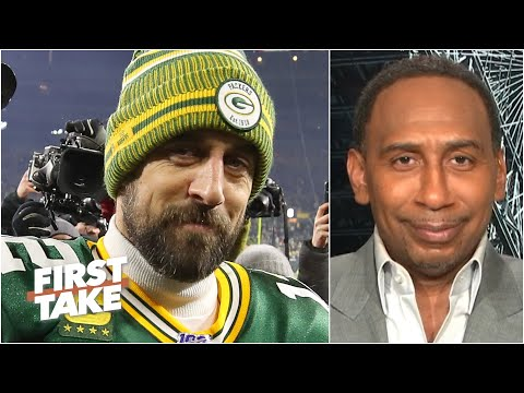 Stephen A. hopes Aaron Rodgers leaves the Packers & plays for the Bears   First Take