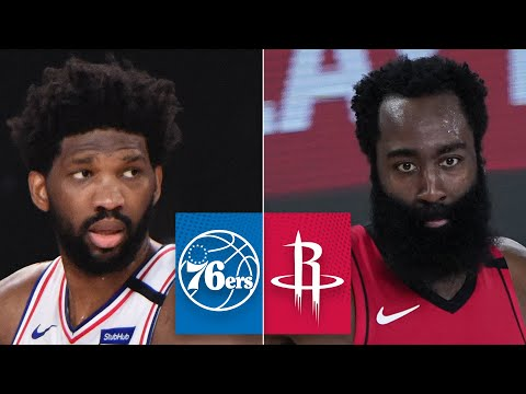 Philadelphia 76ers vs. Houston Rockets [FULL HIGHLIGHTS] | 2019-20 NBA Highlights