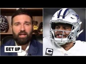 Reacting to Dak Prescott addressing his failed long-term deal with the Cowboys | Get Up