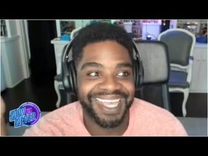 "Ron Funches on his new show ""Hoops"" and Damian Lillard's game 