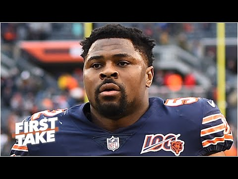 First Take ranks Bears LB Khalil Mack 10th on NFL Primetime Players list