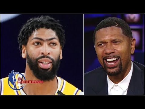 Anthony Davis is not a top-five player in the NBA yet! – Jalen Rose | NBA Countdown